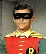 Boy Wonder Burt Ward - wonder